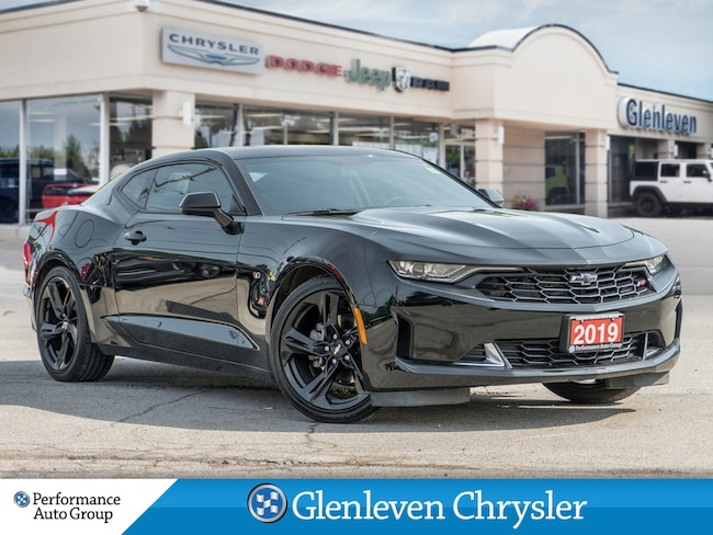2019 Chevrolet Camaro 2LT Leather Sunroof RS Pkg Technology Pkg Coupe