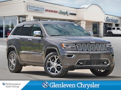 2019 Jeep Grand Cherokee Overland panoroof leather navigation SUV