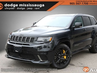 2018 Jeep Grand Cherokee Trackhawk/SRT High Performance Audio Package SUV