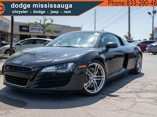 2009 Audi R8 2dr AWD 2 Door Coupe Coupe