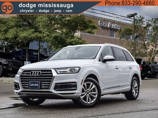 2019 Audi Q7 Progressiv | Clean Carproof | LOW KMS | Leather | SUV