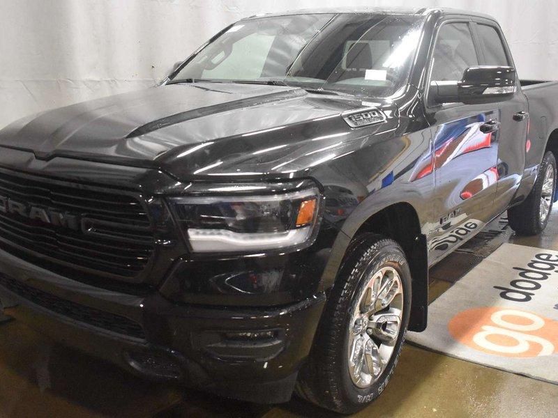 2019 Ram All-New 1500 Sport Truck Quad Cab