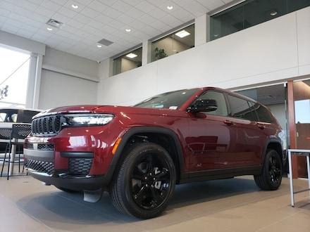 2021 Jeep All-New Grand Cherokee L Altitude 4x4