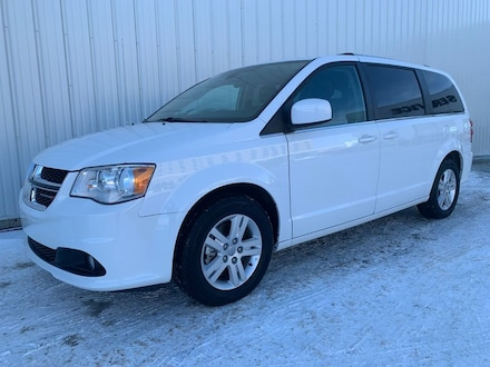 2018 Dodge Grand Caravan Crew Plus Minivan