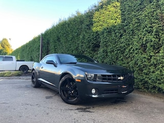 2013 Chevrolet Camaro 1LT 2dr RWD 2dr Cpe Coupe