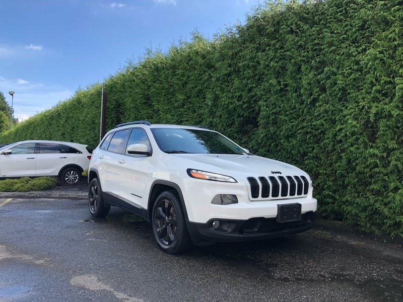 2016 Jeep Cherokee Altitude Package + NO Extra Dealer Fees SUV