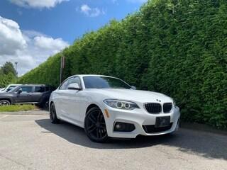2017 BMW 2 Series 230i xDrive 2dr AWD Coupe + NAVI + SUNROOF + BACK- Coupe
