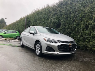 2019 Chevrolet Cruze LS 4dr FWD Sedan + Apple Carplay/Goole Android Aut Sedan