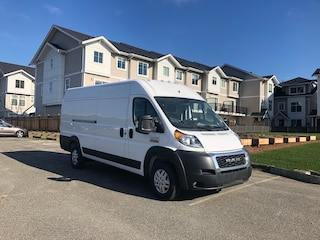 2019 Ram ProMaster 3500 High Roof Extended 159 in. WB Van Extended Cargo Van