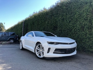 2017 Chevrolet Camaro 1LT 2dr RWD Coupe Coupe