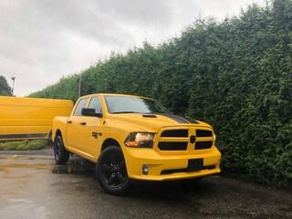 2019 Ram 1500 Classic Express Stinger Yellow Truck Crew Cab