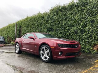 2010 Chevrolet Camaro SS + 6 Speed Manual Coupe