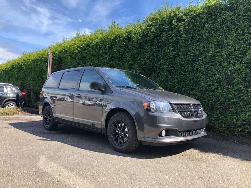 2019 Dodge Grand Caravan SXT 4dr FWD Passenger Van Minivan