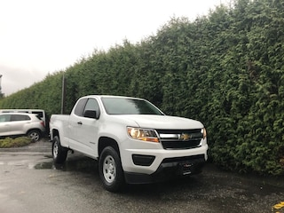 2018 Chevrolet Colorado 2WD Work Truck 4x2 Extended Cab Pickup 128.3 in. W Pickup