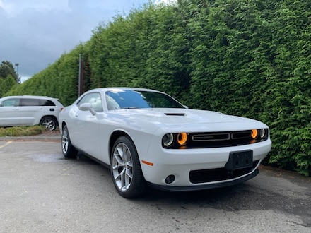 2021 Dodge Challenger SXT + LOW KMS + Leather Heated/Vent FT Seats +Navi Coupe
