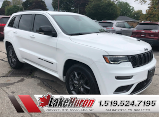 2019 Jeep Grand Cherokee Limited X  *DEMO* SUV