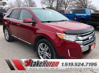 2013 Ford Edge Limited *TOTALLY LOADED* SUV