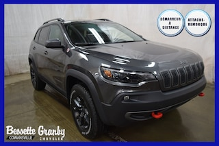 2020 Jeep Cherokee Trailhawk==V6==TEMPS FROID VUS