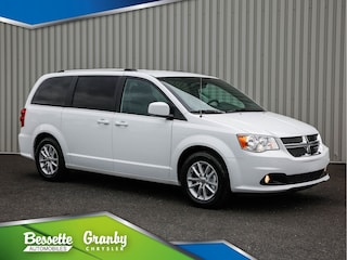 2020 Dodge Grand Caravan Premium Plus - DVD - Van