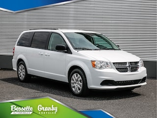 2020 Dodge Grand Caravan NAV==MAIN LIBRE==STOW & GO Van