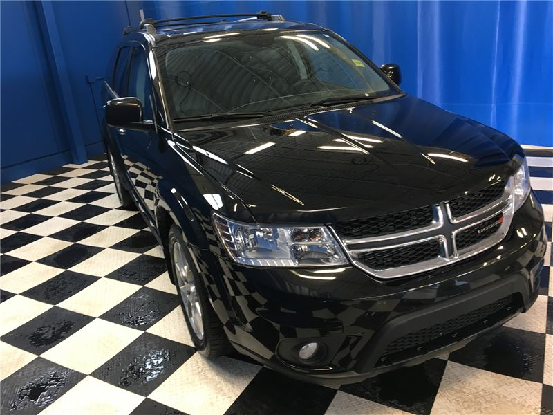 2016 Dodge Journey R/T   Fully Loaded   AWD VUS