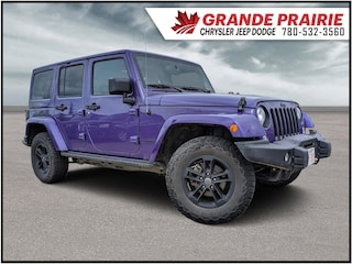 2017 Jeep Wrangler Unlimited Winter 4WD  Winter *Ltd Avail*