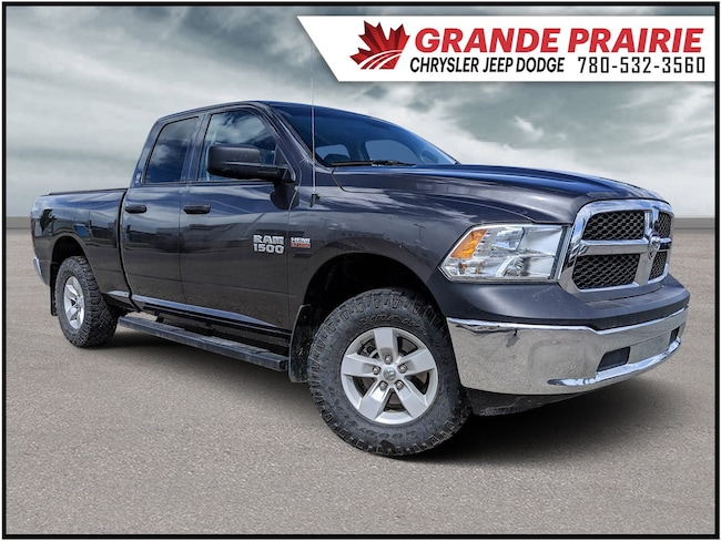 Used 2018 Ram 1500 For Sale at Grande Prairie Chrysler Jeep