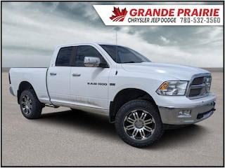 2012 Ram 1500 Big Horn 4WD Quad Cab 140.5 Big Horn