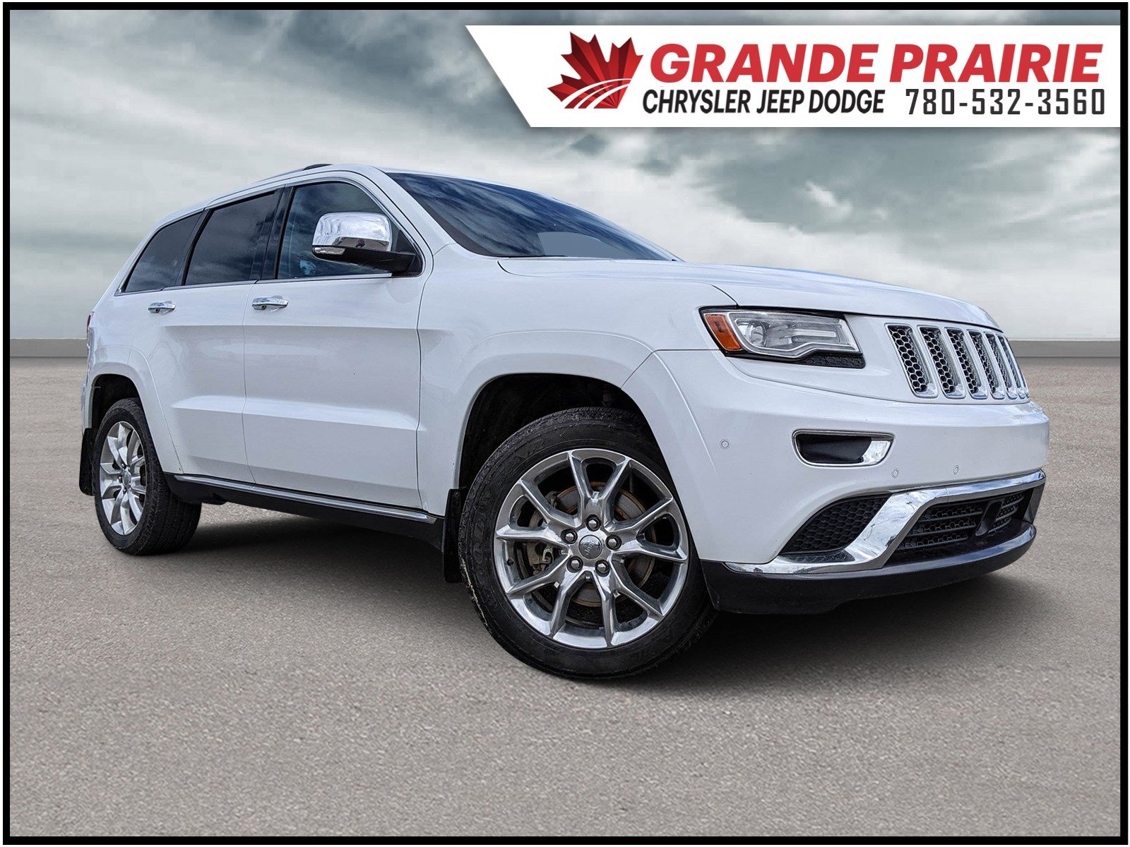 2014 Jeep Grand Cherokee Summit 4WD  Summit