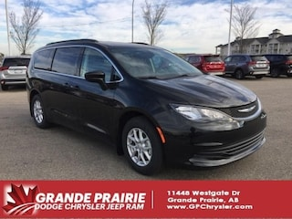 2017 Chrysler Pacifica LX Wagon