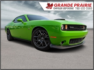 2017 Dodge Challenger Scat Pack Shaker Coupe