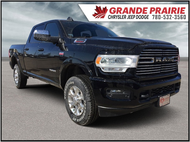New 2019 Ram New 2500 For Sale at Grande Prairie Chrysler Jeep Dodge
