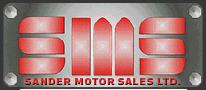 Sander Motor Sales