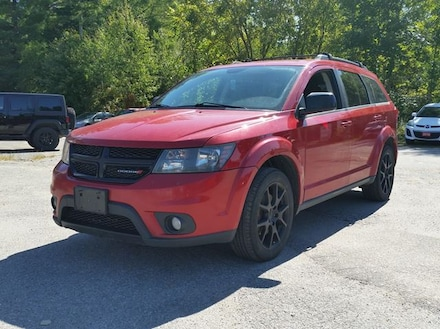 2016 Dodge Journey SXT Wagon