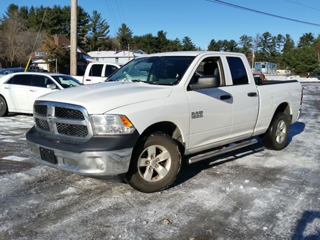 2014 Ram 1500 ST Extended Cab