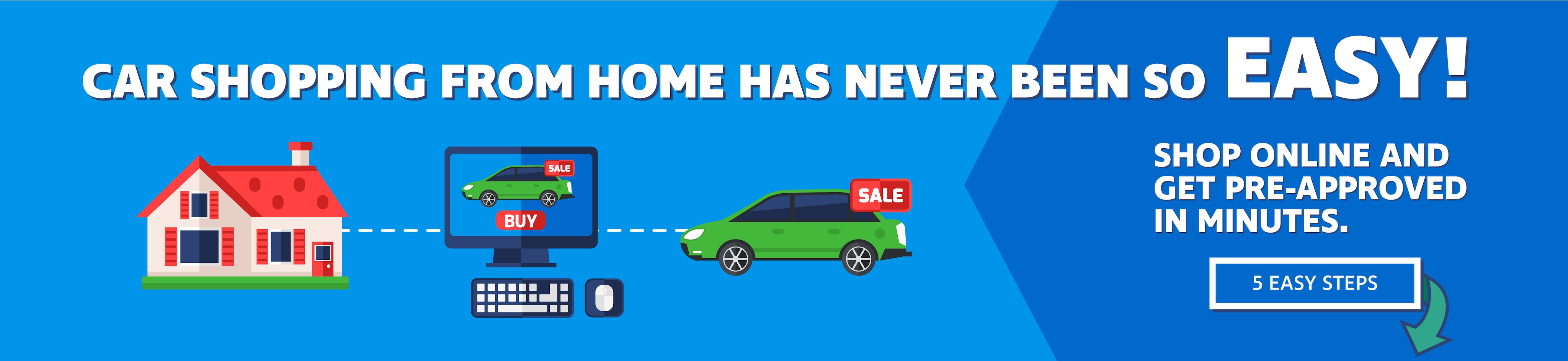 Shop From Home | Online Shopping | Great West Chrysler