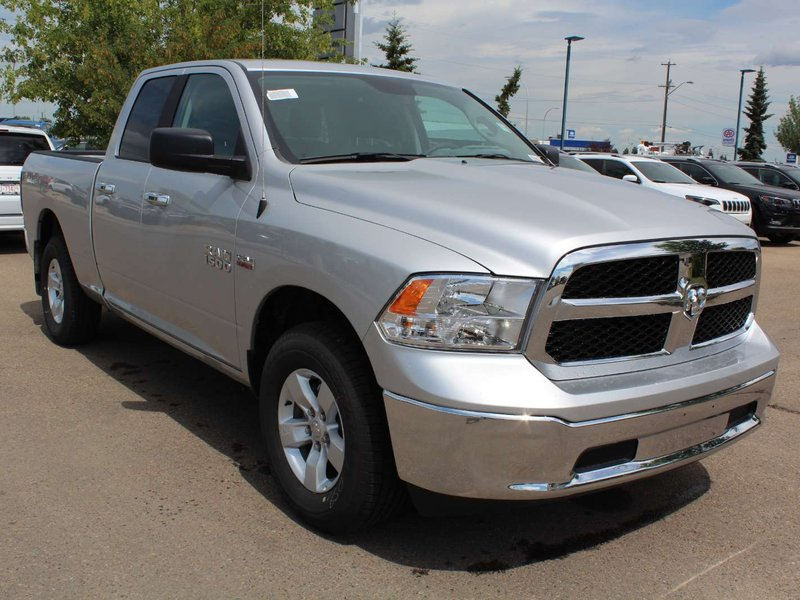 2017 Ram 1500 SLT; 4X4, Hemi, Backup Camera, Keyless Entry, Powe Pickup