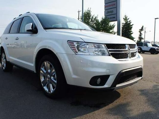 2017 Dodge Journey GT; 3.6L V6 Engine, ALL Wheel Drive, Heated Front SUV