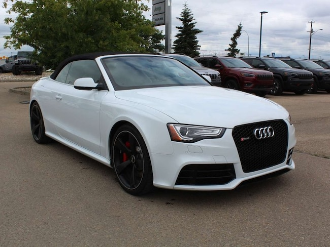 2015 Audi RS 5 4.2L V8 Engine, ALL Wheel Drive, Sport Mode, Conve Coupe