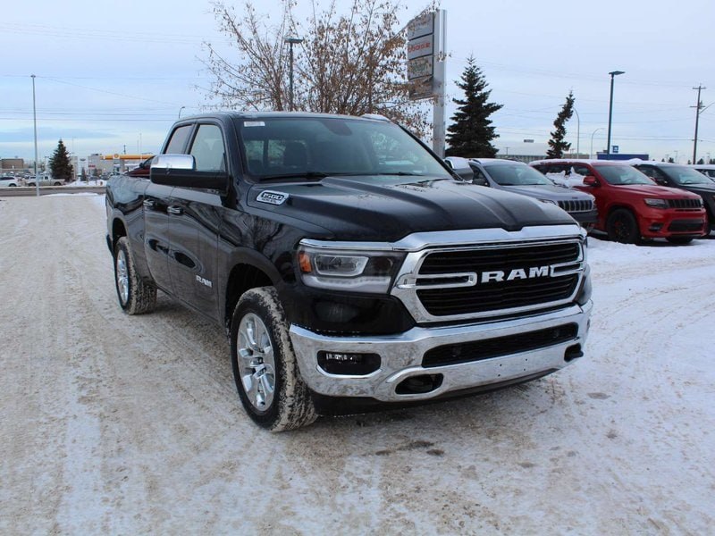 2019 Ram 1500 Big Horn; Four Wheel Drive, Heated Seats, Heated S Pickup