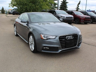 2015 Audi A5 Progressiv; 2L 1-4 Engine, 6 Speed Manual Transmis Coupe