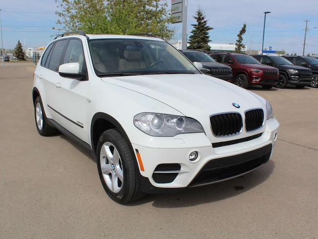 2012 BMW X5 35i; 3L I-6 Engine, ALL Wheel Drive, Turbocharged, SUV