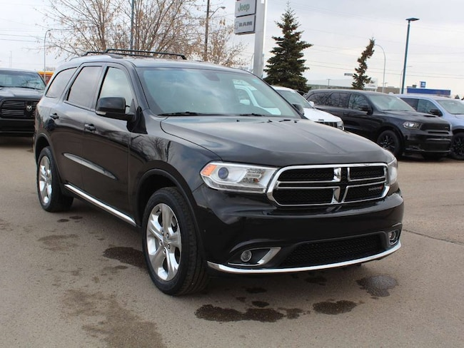 2015 Dodge Durango Limited; 3.6L V6 Engine, ALL Wheel Drive, Backup C SUV