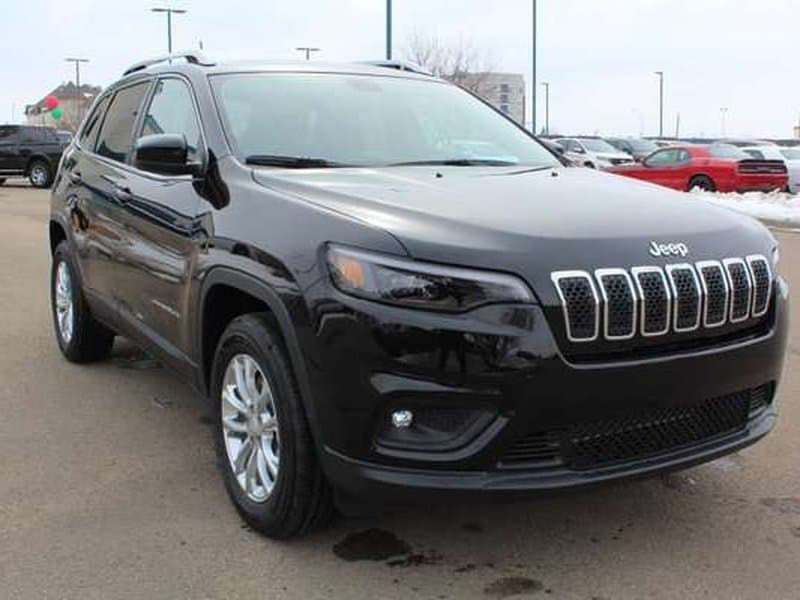 2019 Jeep Cherokee North; 3.2L V6 Engine, Four Wheel Drive, Climate C SUV