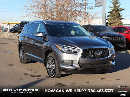 2019 INFINITI QX60 Pure; 3.5L V6 Engine, ALL Wheel Drive, Leather Sea Sport Utility
