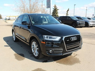 2015 Audi Q3 Technik; 2L I-4 Engine, ALL Wheel Drive, 6 Speed A SUV