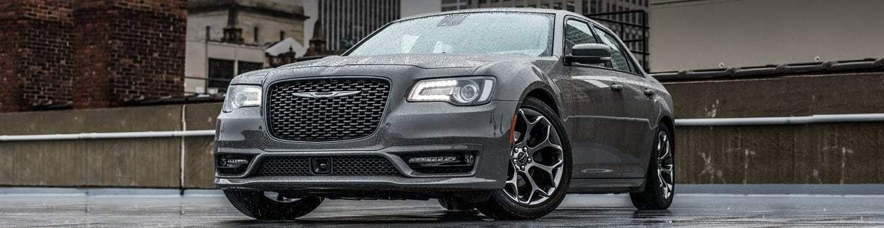 2020 Chrysler 300 in Edmonton, AB | Great West Chrysler