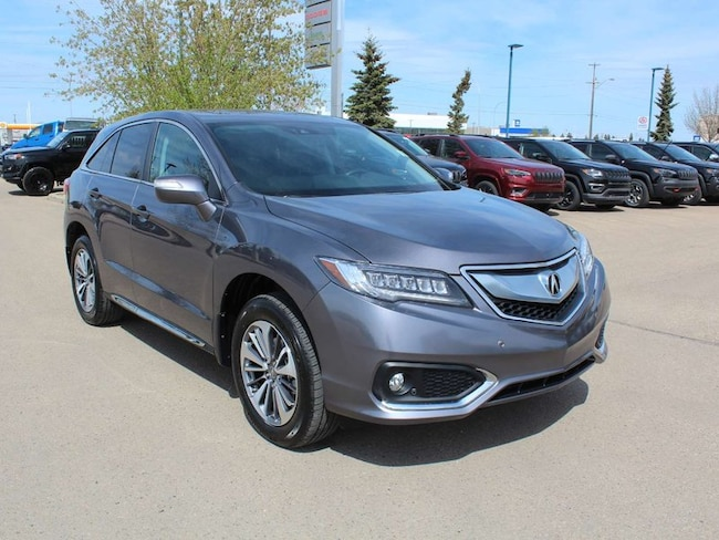 2018 Acura RDX Elite; 3.5L V6 Engine, ALL Wheel Drive, Leather Se SUV