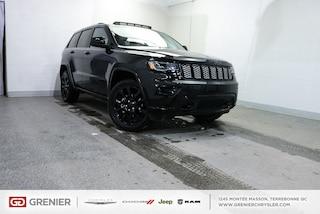2020 Jeep Grand Cherokee Altitude+V6+Toit+NAV+Cuir+DÉMO Altitude+V6+Toit VUS