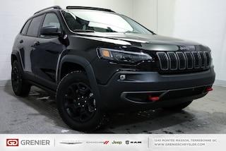 2020 Jeep Cherokee Trailhawk+Temp Froid+V6+DÉMO Trailhawk+Temp Fro VUS